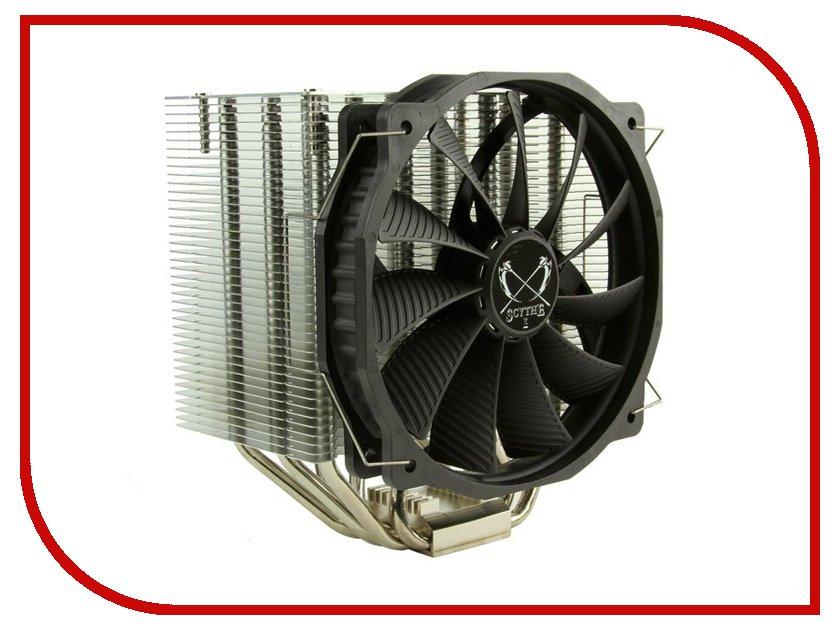 Купить Кулер Scythe Mugen MAX SCMGD-1000 (Intel S775/S1150/1155/1156/S1356/1366/S2011/AMD AM2/AM2+/AM3/AM3+/FM1/FM2/FM2+)