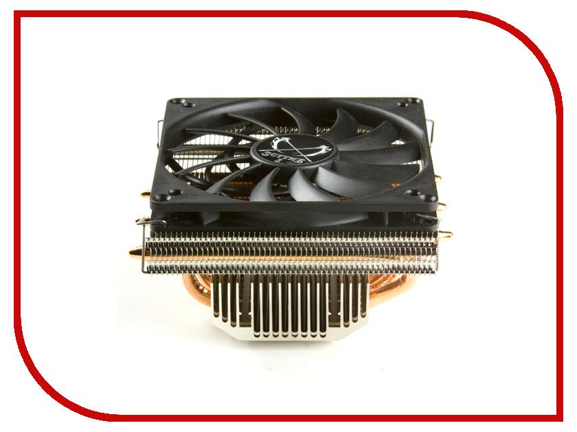 Кулер Scythe Shuriken Rev.B SCSK-1100 (Intel S478/S775/S1150/1155/1156/S1356/1366/AMD AM2/AM2+/AM3/AM3+/FM1/S754/S939/S940) цена и фото