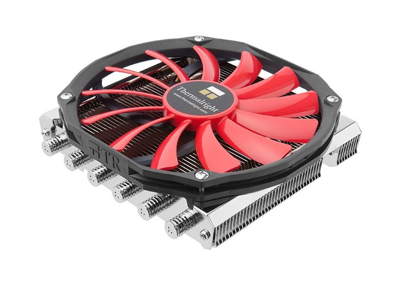 Кулер Thermalright AXP-200 RoG Edition AXP-200-R (Intel 775/1150/1155/1156/1366/2011/2011-3/AMD AM2/AM2+/AM3/AM3+/FM1/FM2/FM2+)