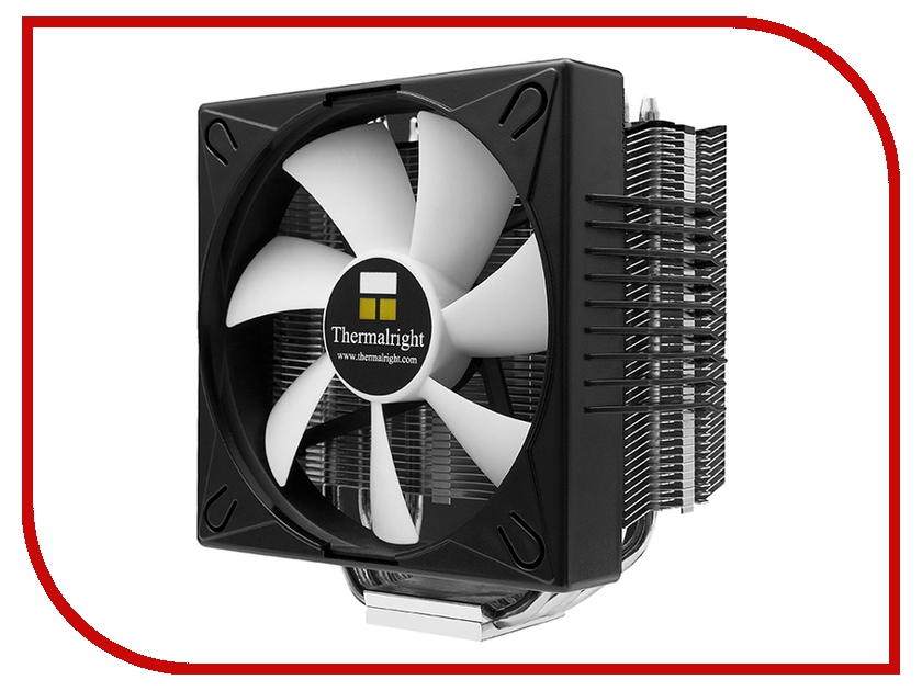 Кулер Thermalright TRUE Spirit 120M B&W Rev.A TS-120M-BW-A (Intel 775/1150/1155/1156/1366/2011/2011-3/AMD AM2/AM2+/AM3/AM3+/FM1/FM2/FM2+)