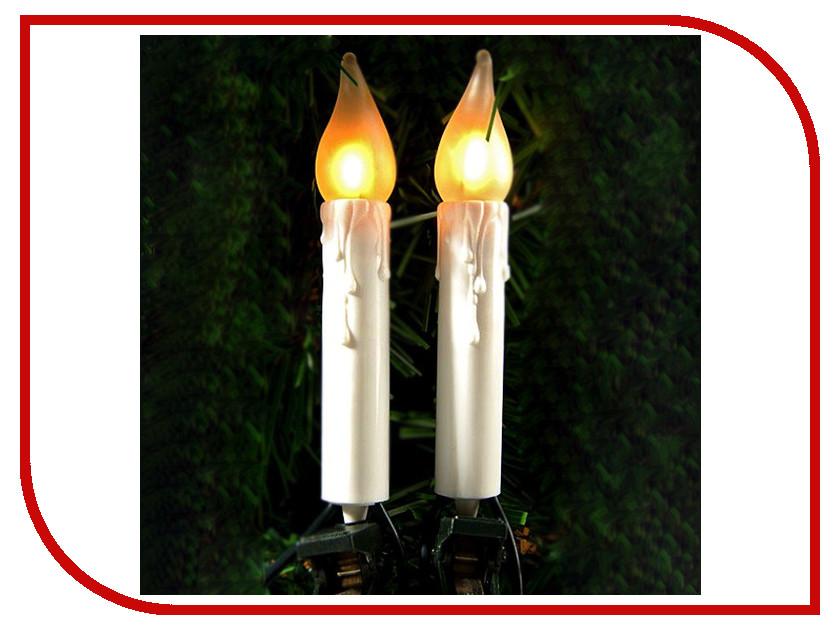 Гирлянда Kaemingk Оплавленные свечи 490800