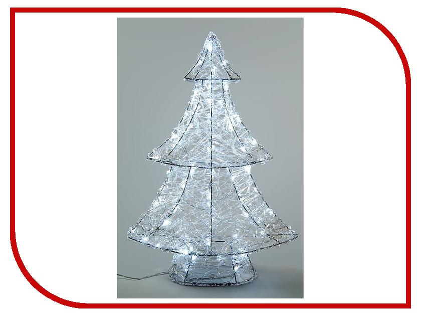 Новогодний сувенир Kaemingk Ажурная елочка 491975