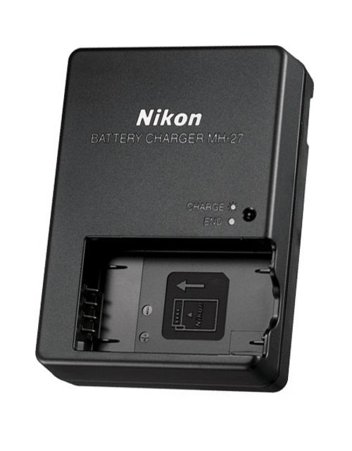 Зарядное устройство Nikon MH-27 for EN-EL20