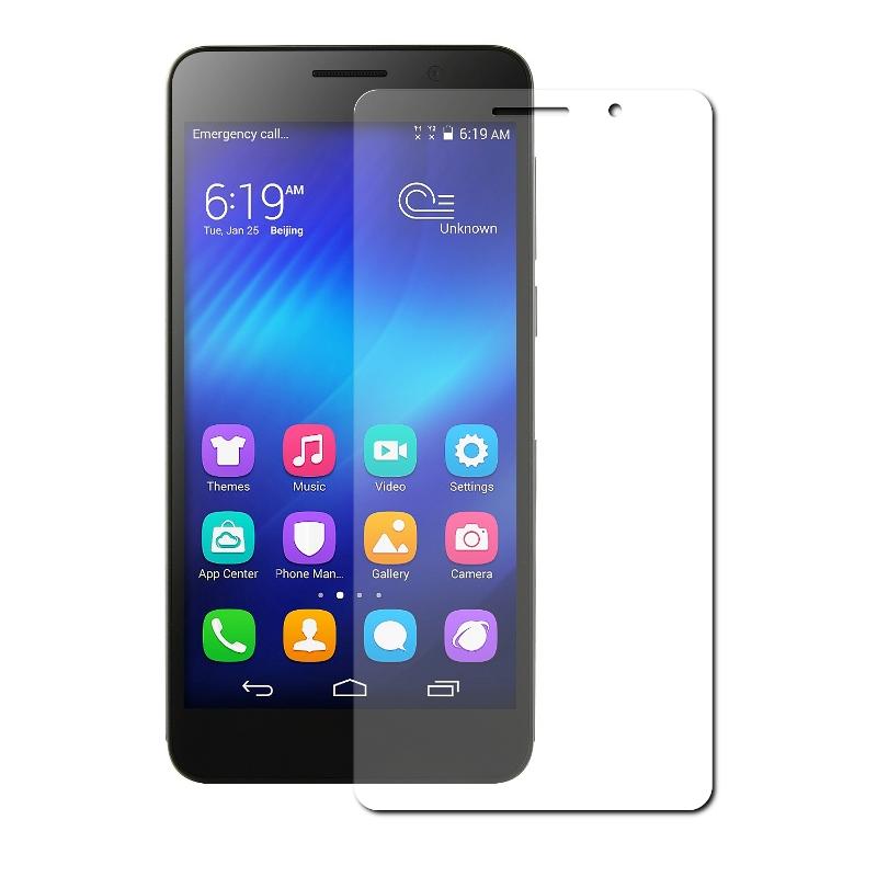 Аксессуар Стекло закаленное Huawei Honor 6 DF hwSteel-03