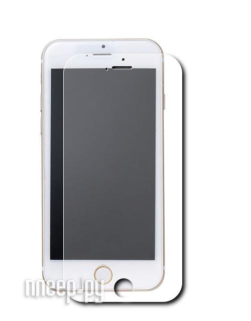 Аксессуар Закаленное стекло DF iSteel-06 для iPhone 6<br>