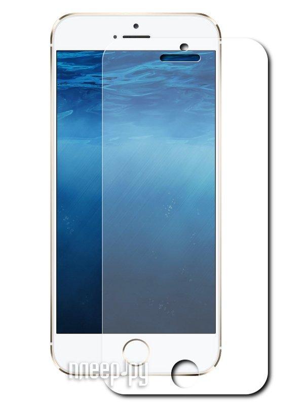 Аксессуар Закаленное стекло DF для iPhone 6 Plus iSteel-07