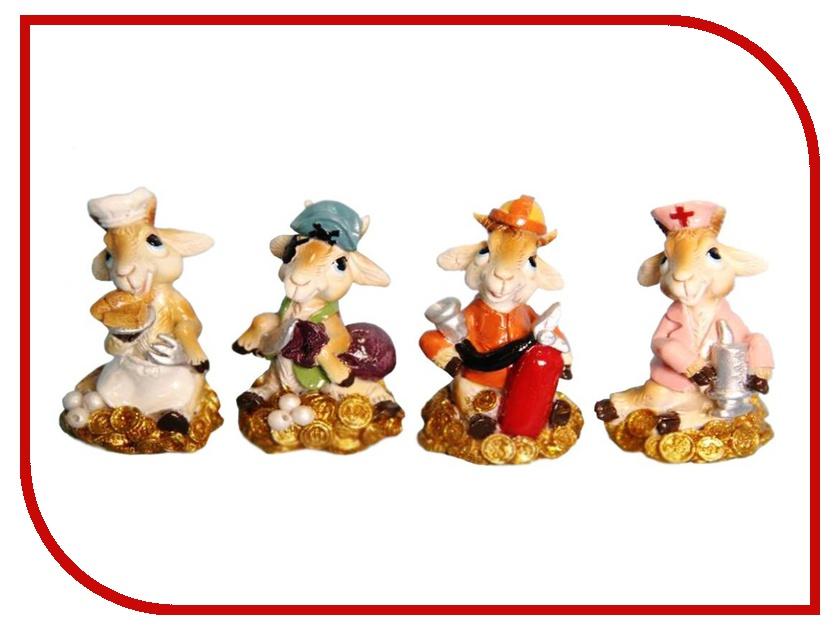 Новогодний сувенир Снегурочка Козел-профессии Н88788
