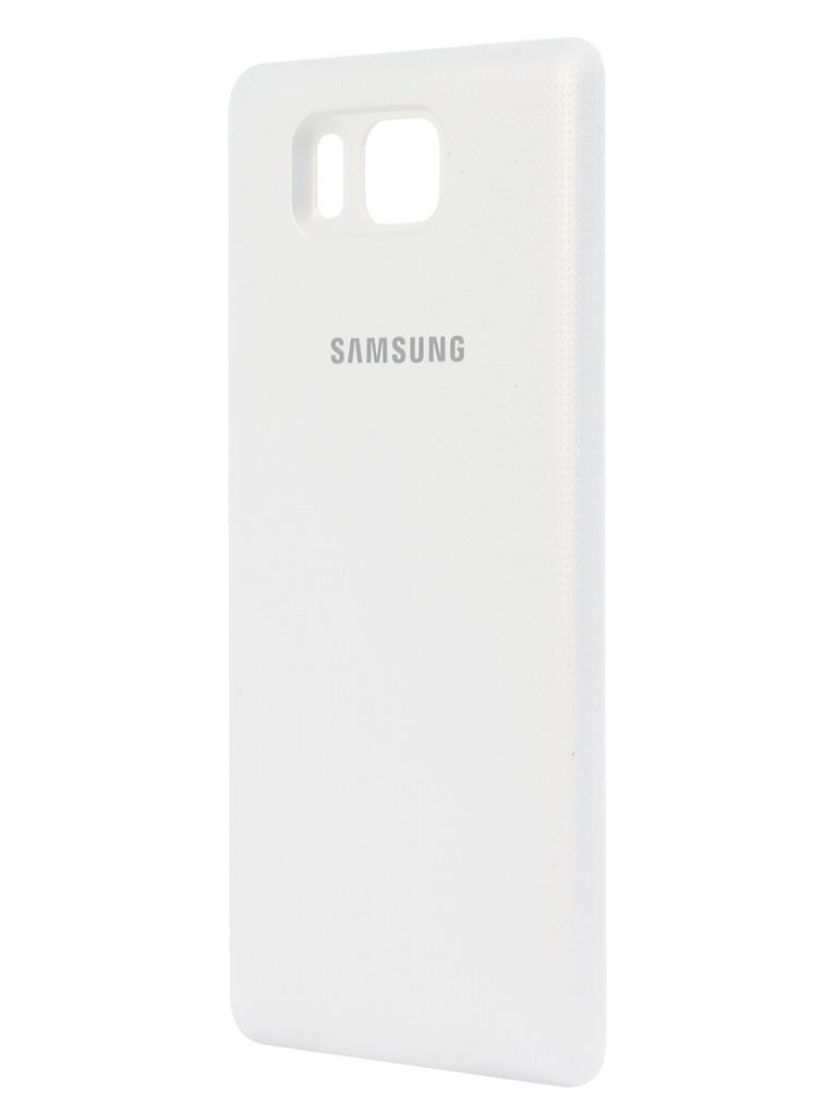 Аксессуар Задняя крышка Samsung SM-G850 Galaxy Alpha EP-CG850IWRGRU White для беспроводной зарядки