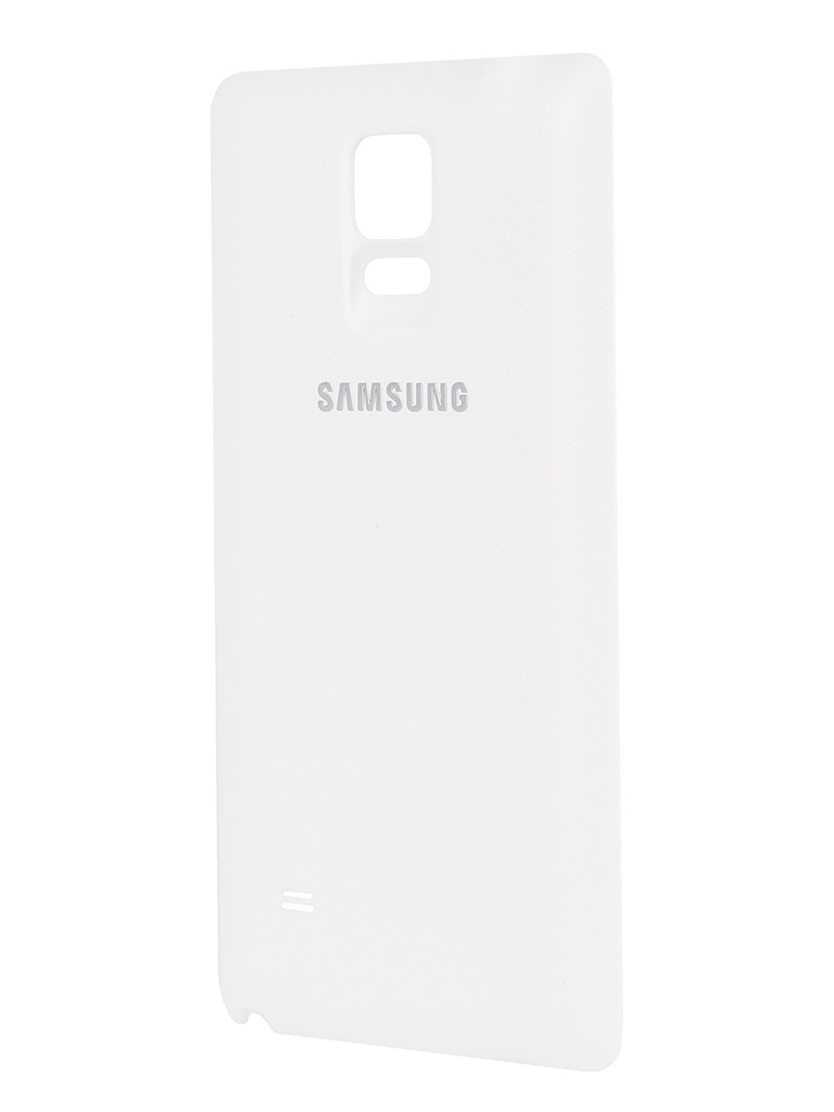 Аксессуар Задняя крышка Samsung SM-N910 Galaxy Note 4 EP-CN910IWRGRU White для беспроводной зарядки