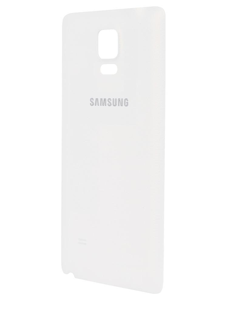 Аксессуар Крышка задняя Samsung SM-N910 Galaxy Note 4 EF-ON910SWEGRU White