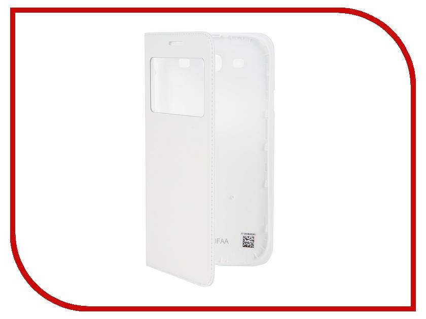 Аксессуар Чехол Samsung GT-I9300I S3 Duos S View Cover White EF-CI930BWEGRU<br>