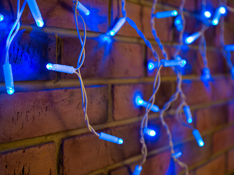 Гирлянда Neon-Night Айсикл 255-023
