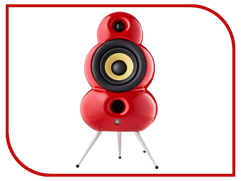 Колонка Podspeakers SmallPod Bluetooth Red<br>