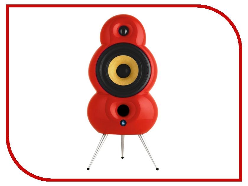 Колонка Podspeakers MiniPod Bluetooth Red<br>
