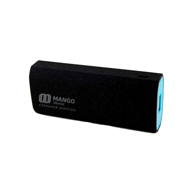 Аккумулятор Mango 5200 mAh Black MA-5200