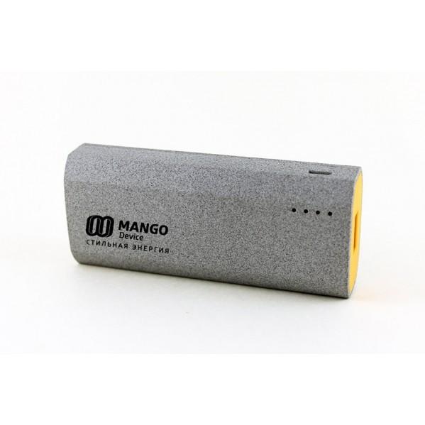 Аккумулятор Mango 5200 mAh Grey MA-5200