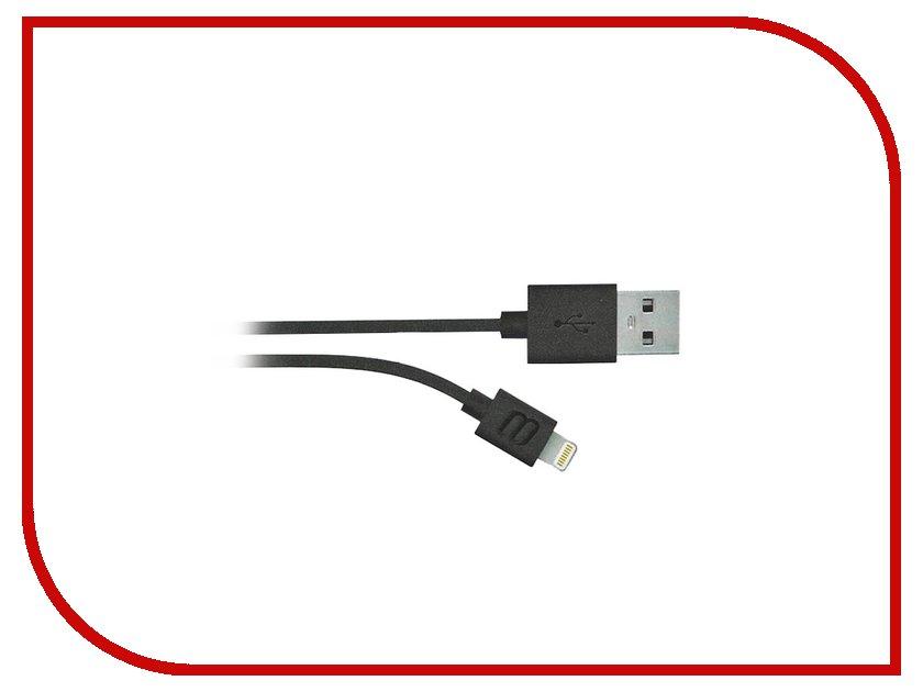 ��������� Mango Device Lightning to USB Cable 1.2m for iPhone 5/5S/5C/iPod Touch 5th/iPod Nano 7th/iPad 4/Air/mini/mini 2/mini 3 Black