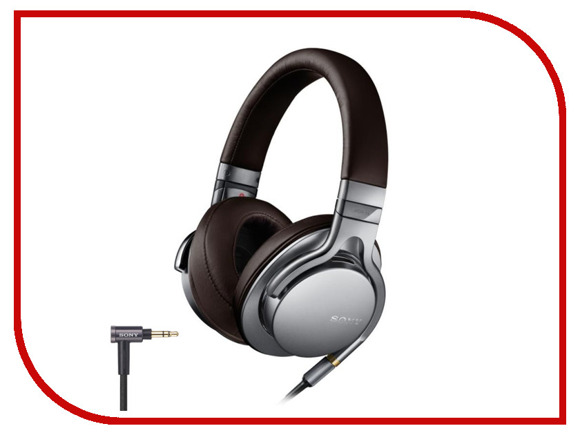 Гарнитура Sony MDR-1A Silver гарнитура sony mdr xb510as blue