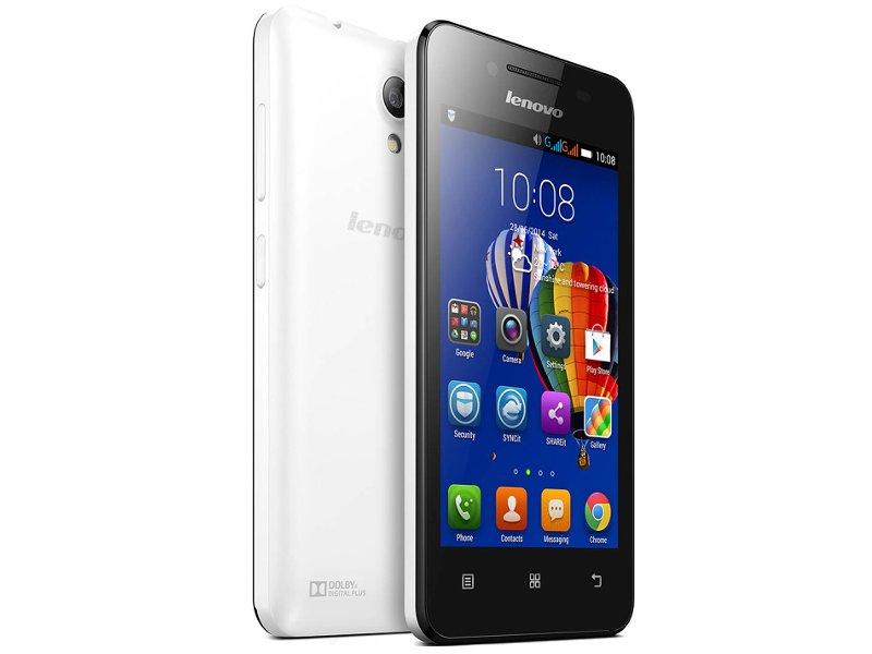 Сотовый телефон Lenovo A319 White