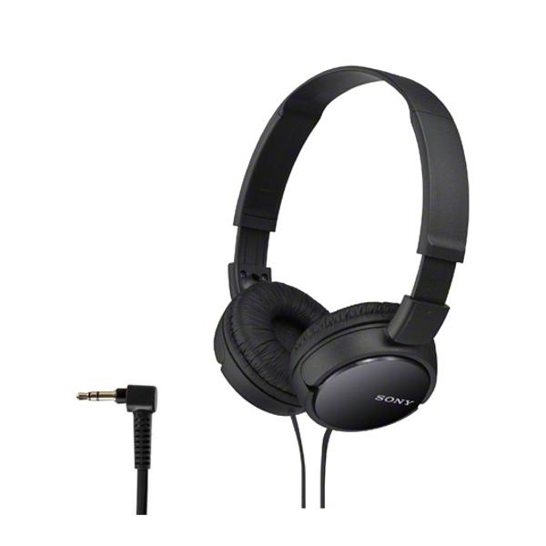 Sony MDR-ZX110AP Black цена и фото