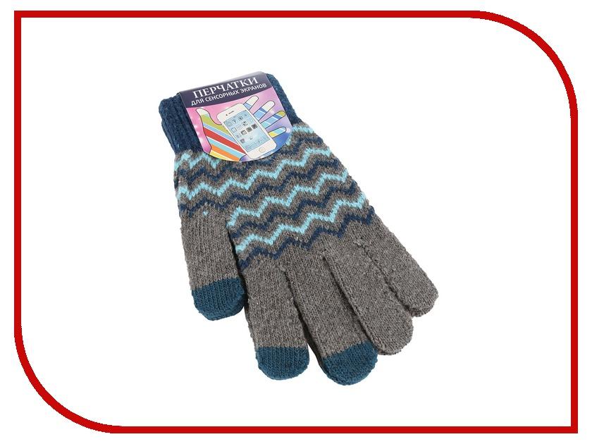 Теплые перчатки для сенсорных дисплеев Harsika р.UNI 0114