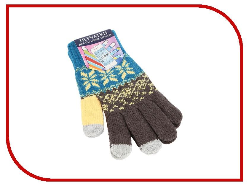 Теплые перчатки для сенсорных дисплеев Harsika р.UNI 0414