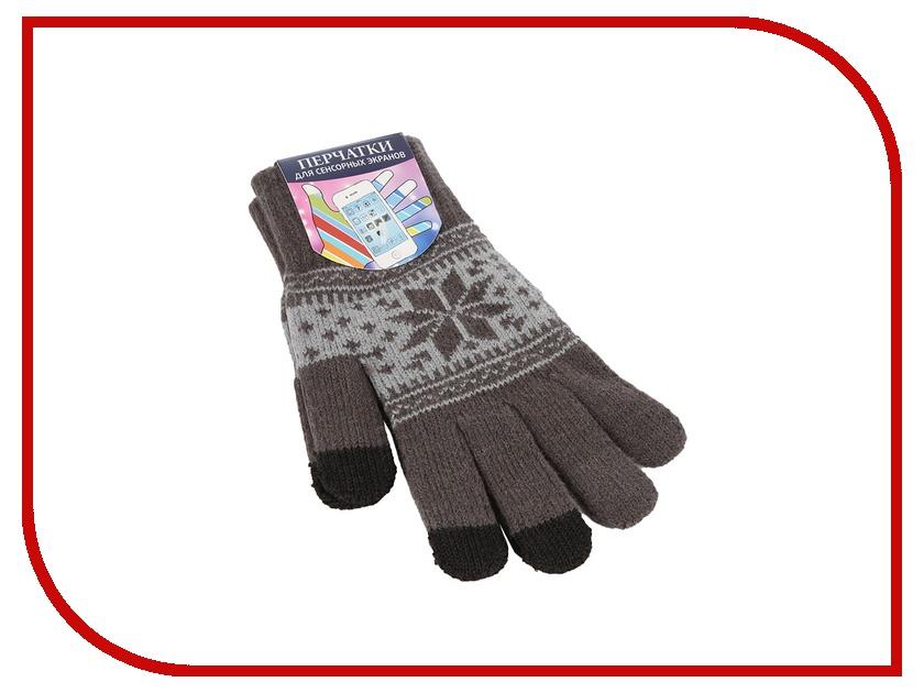 все цены на Теплые перчатки для сенсорных дисплеев Harsika р.UNI 0714 онлайн