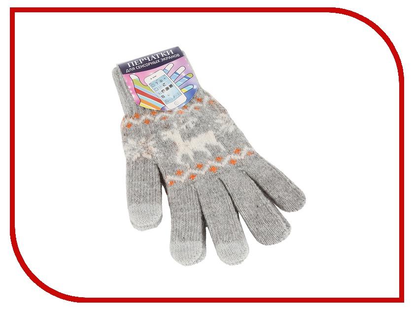 все цены на Теплые перчатки для сенсорных дисплеев Harsika р.UNI 0914 онлайн