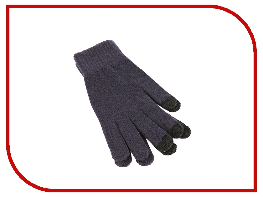 все цены на Теплые перчатки для сенсорных дисплеев Harsika р.UNI 1514 онлайн