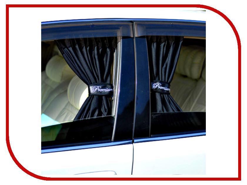 Шторки Autoland Premium S 32-37cm/50cm 1701331-153 BK