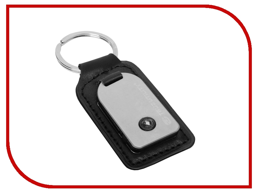 Фонарь True Utility Leather Fob Lite TU253BLK<br>
