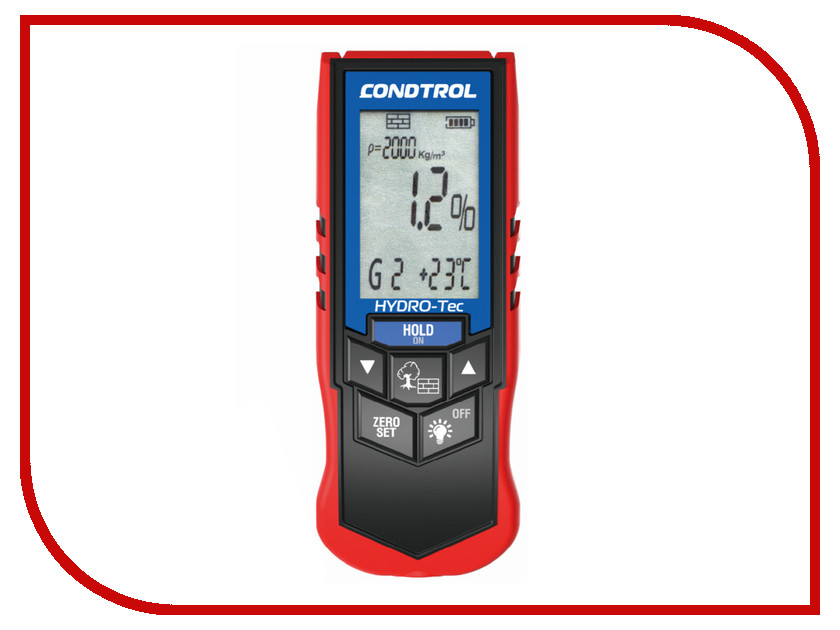 Влагомер Condtrol Hydro-Tec 3-14-020 аксессуар защитная пленка для meizu m6 5 5 red line tpu full screen ут000015742