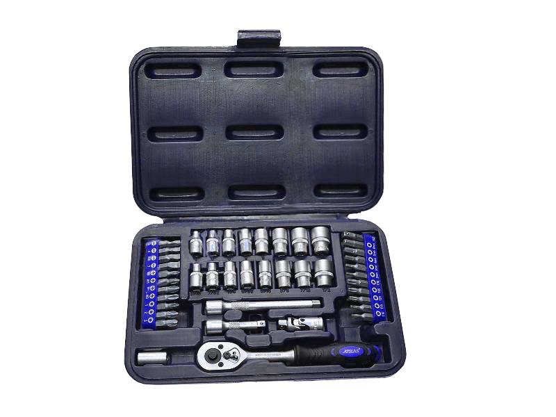 Набор инструмента Apelas CS-2044PMQ 1/4 DR<br>