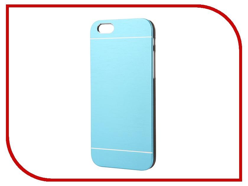 ��������� ����-���� Prolife Platinum Hi-tech for iPhone 6 �������, ������ Blue 4103936