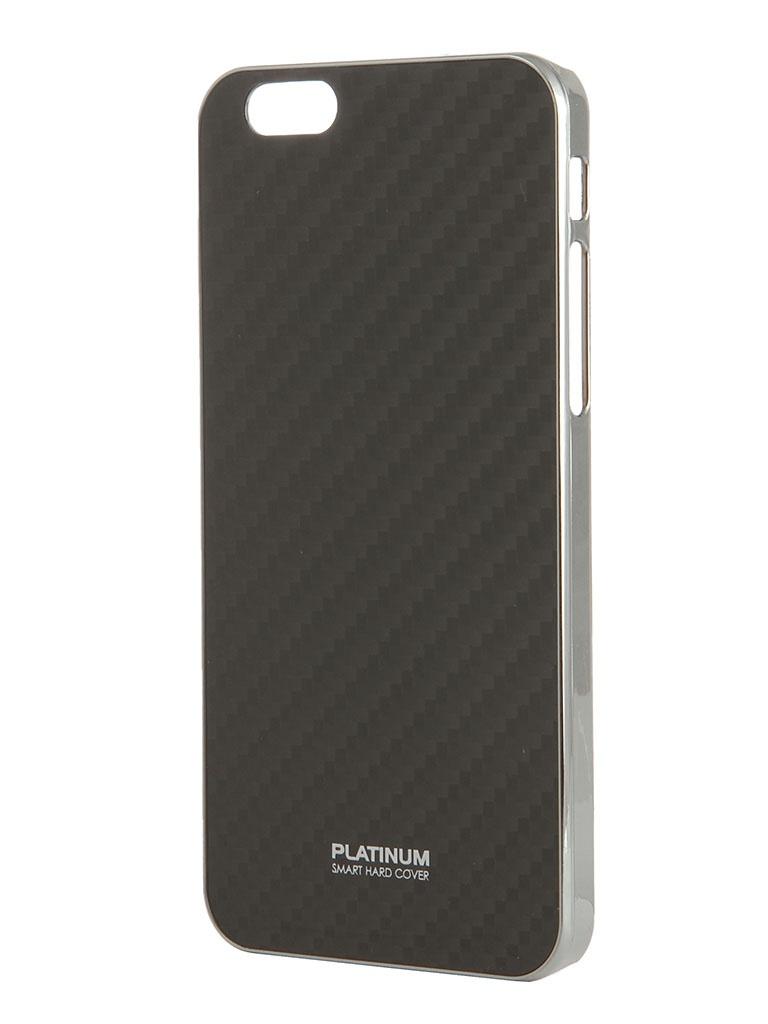 Аксессуар Клип-кейс Prolife Platinum for iPhone 6 4.7-inch Карбон 3D