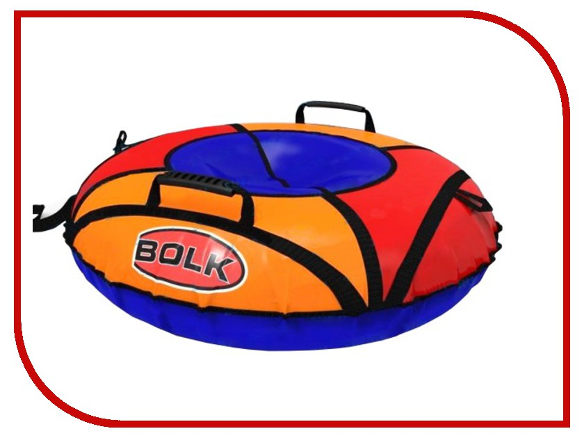 Тюбинг BOLK BK001R-LUXE