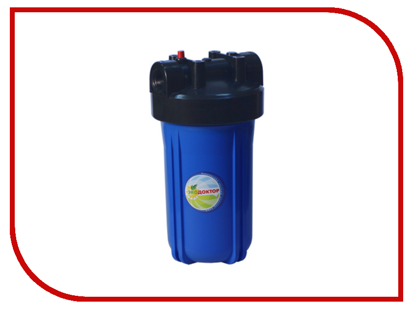 Фильтр для воды ЭкоДоктор 1С10ВВ-1<br>