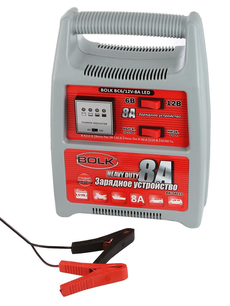 цена на Устройство BOLK BC6/12V-8A LED BK34011