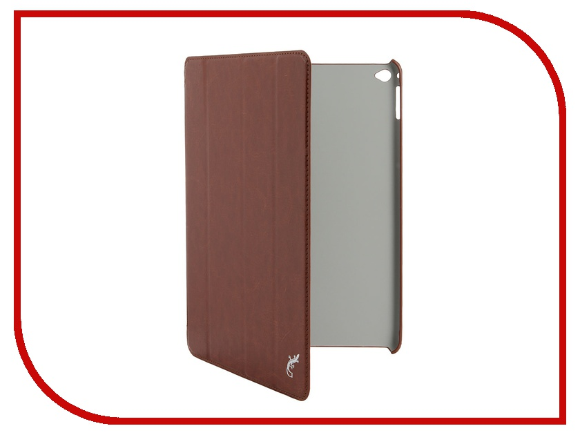 Аксессуар Чехол G-Case Slim Premium для APPLE iPad Air 2 Brown GG-498