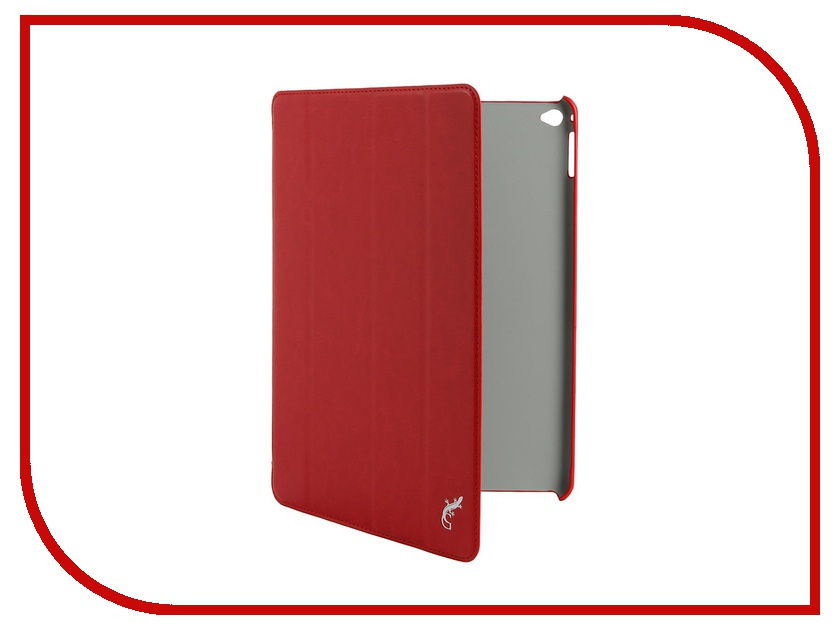 Аксессуар Чехол APPLE iPad Air 2 G-Case Slim Premium Red GG-499