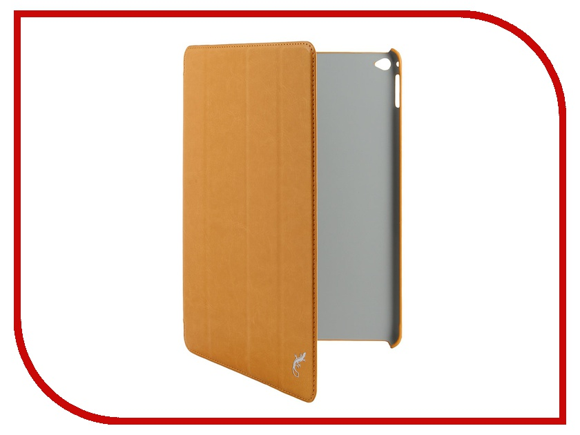 Аксессуар Чехол APPLE iPad Air 2 G-Case Slim Premium Orange GG-501