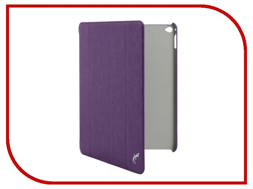 Аксессуар Чехол APPLE iPad Air 2 G-Case Slim Premium Purple GG-504<br>