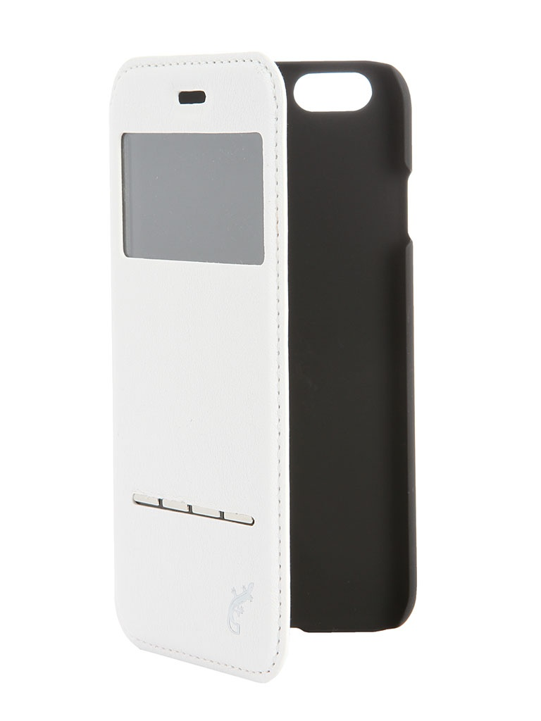 Аксессуар Чехол G-Case Slim Premium for iPhone 6 4.7-inch White GG-527