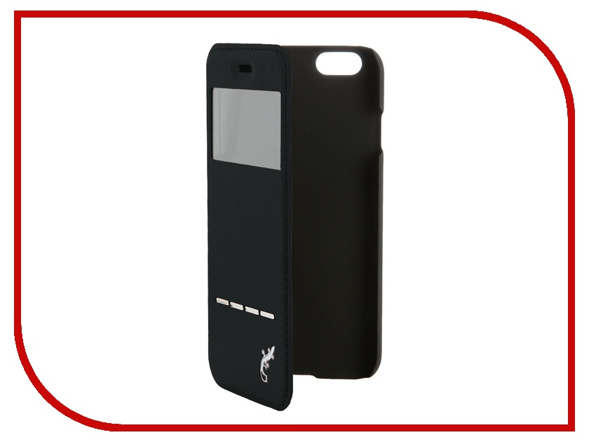 Аксессуар Чехол G-Case Slim Premium for iPhone 6 Plus 5.5-inch Black GG-526<br>