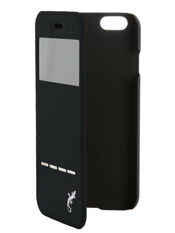 Аксессуар Чехол G-Case Slim Premium for iPhone 6 Plus 5.5-inch Black GG-526<br>