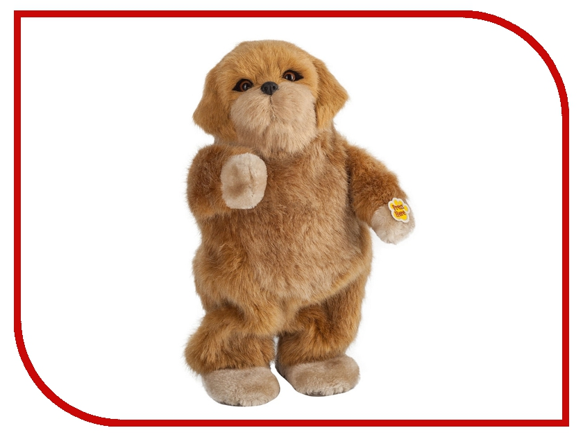 Игрушка Party Animals Собака Сэнди PA0002 Redhead<br>