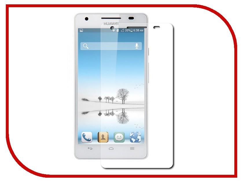 Аксессуар Защитная пленка Huawei Honor 3 Sotomore матовая пленка