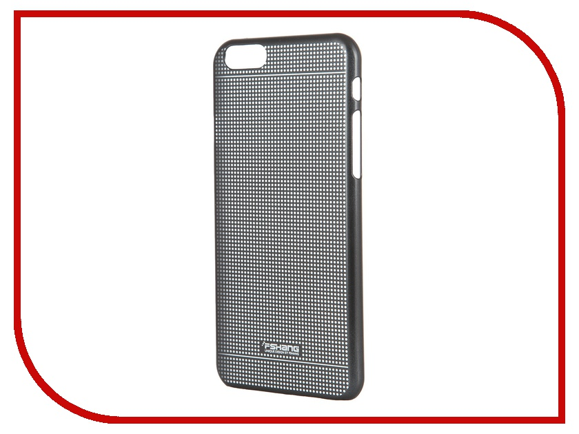 Аксессуар Чехол-накладка FSHANG for iPhone 6 4.7-inch Black<br>