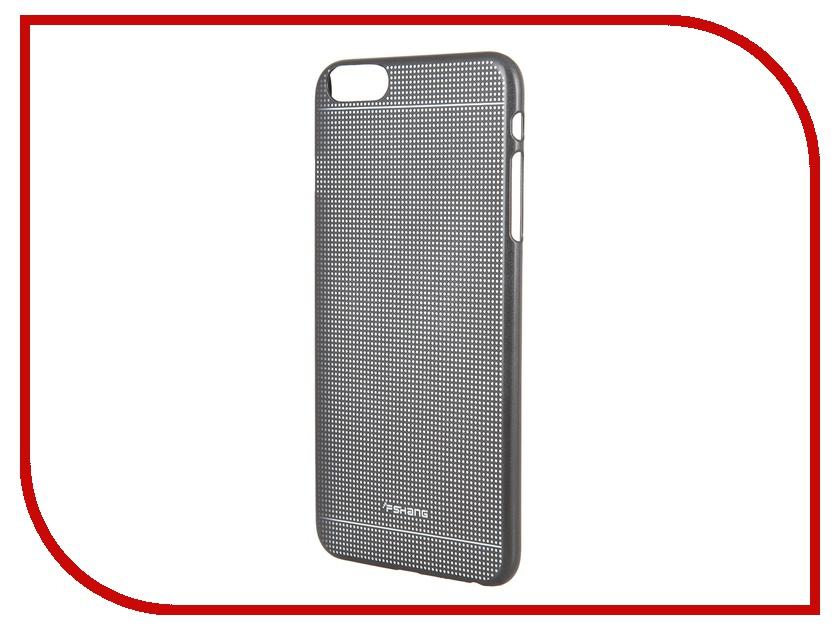 Аксессуар Чехол-накладка FSHANG for iPhone 6 Plus 5.5-inch Black<br>