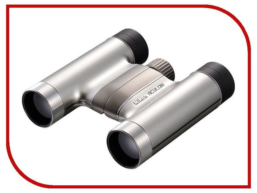 Бинокль Nikon 8x24 Aculon T51 Silver
